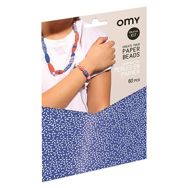 Omy D.I.Y. Paper Beads