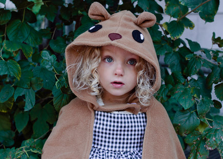 Sparrow & B Bear Cub Cape