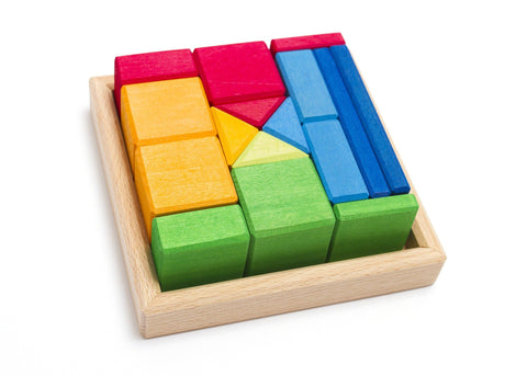 Multi Shape Block Set