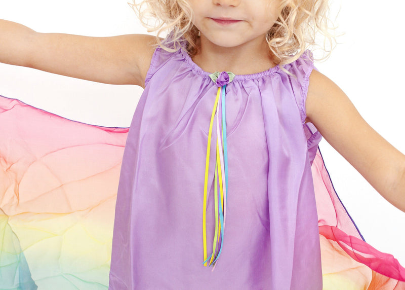 6638024a48d89 ... Sarah s Silks Lavender Fairy Dress ...