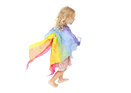 Sarah's Silks Rainbow Wings