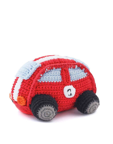 The Little Market Race Car Rattle