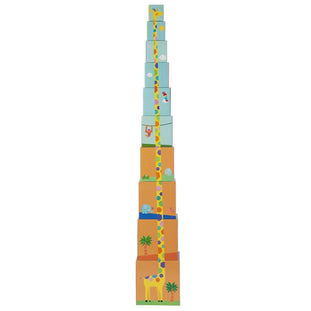 Sunnylife Giraffe Nesting Blocks
