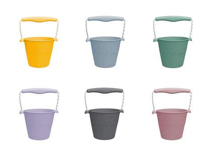Scrunch Bucket and Spade (Multiple Colors)
