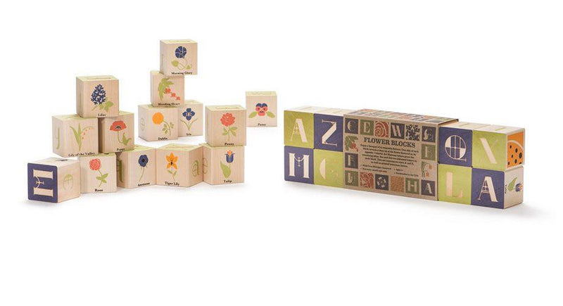 Uncle Goose Flower Blocks