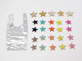 "Tanabata Rainbow ""Cookie"" Stars"