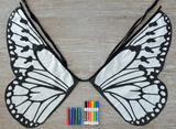 Design Your Own Butterfly Wings