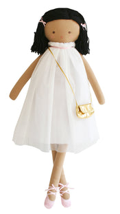 Alimrose Zoe Doll in Ivory
