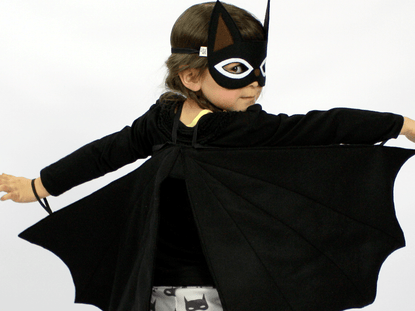 Sparrow & B Bat Costume