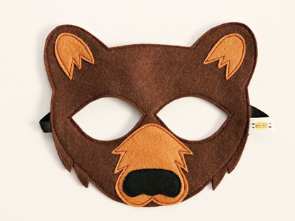 Opposite of Far Bear Mask