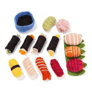 Papoose Felt Bento Box Set