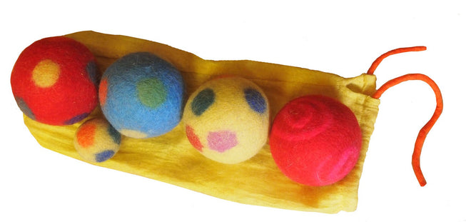 Papoose Baby Bocce Set