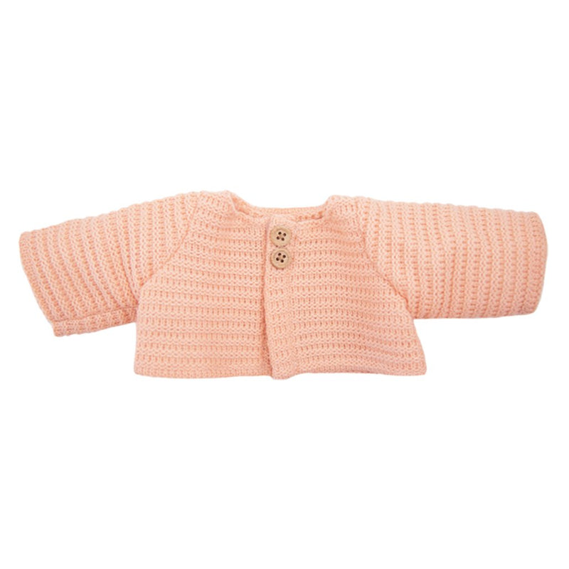 Dinkum Doll Cardigan in Rose