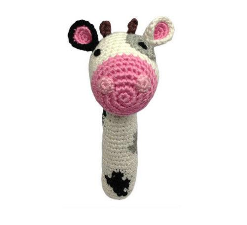 Cow Stick Rattle