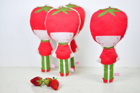 Strawberry Doll