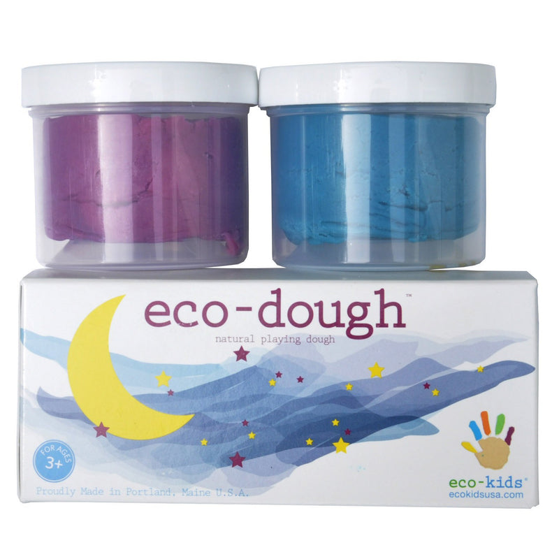 Eco Dough Moon Set
