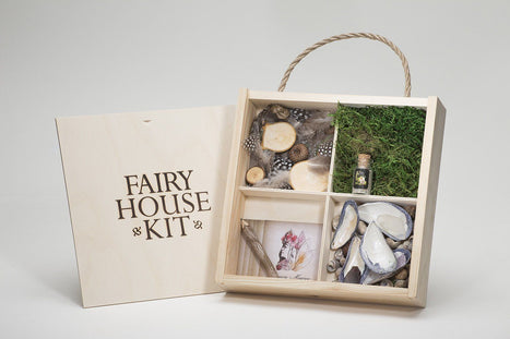 Moss & Grove Fairyhouse Kit