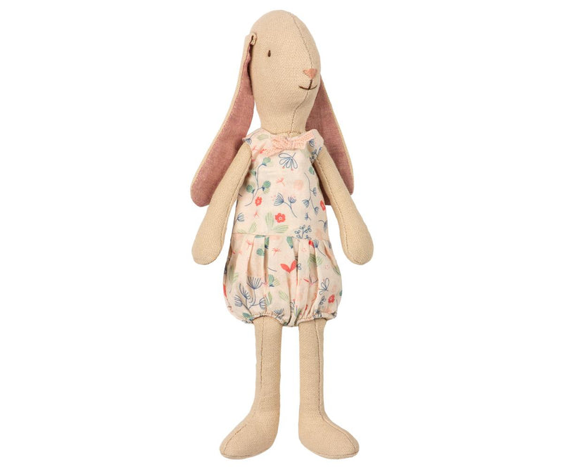 Maileg Mini Bunny in Rose Suit