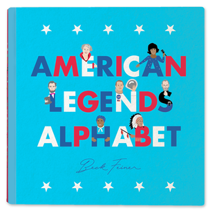 American Legends Alphabet Book