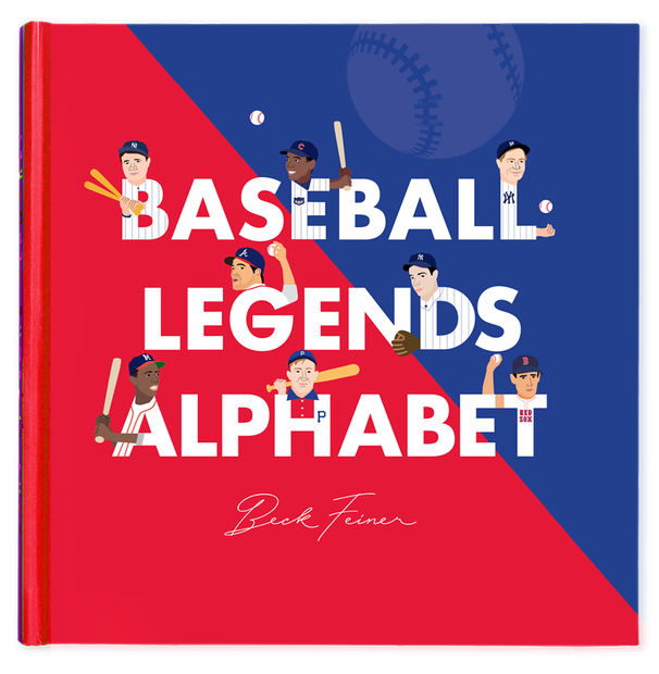 Baseball Legends Alphabet Book