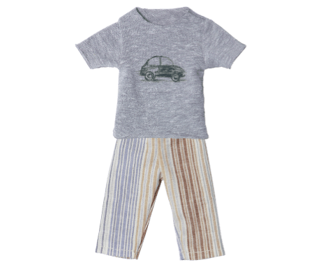 Brother Ginger Pajama Set
