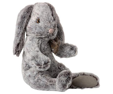 Maileg Large Grey Fluffy Bunny