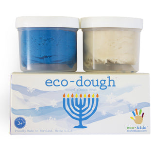 Eco Kids Hanukkah Eco Dough