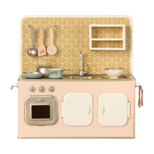 Maileg Powder Pink Kitchen