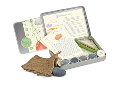 Kids Stone Soup Garden Maker