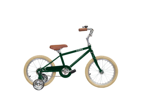 "Linus Lil' Roadster 16"" Alloy in Racing Green"