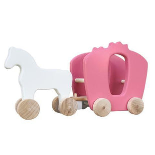 Pony + Carriage