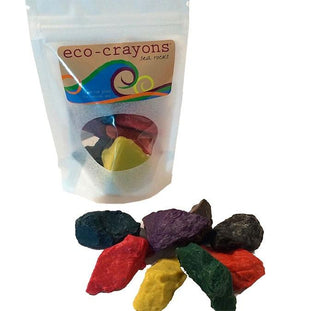 Eco Kids Eco Sea Rock Crayons