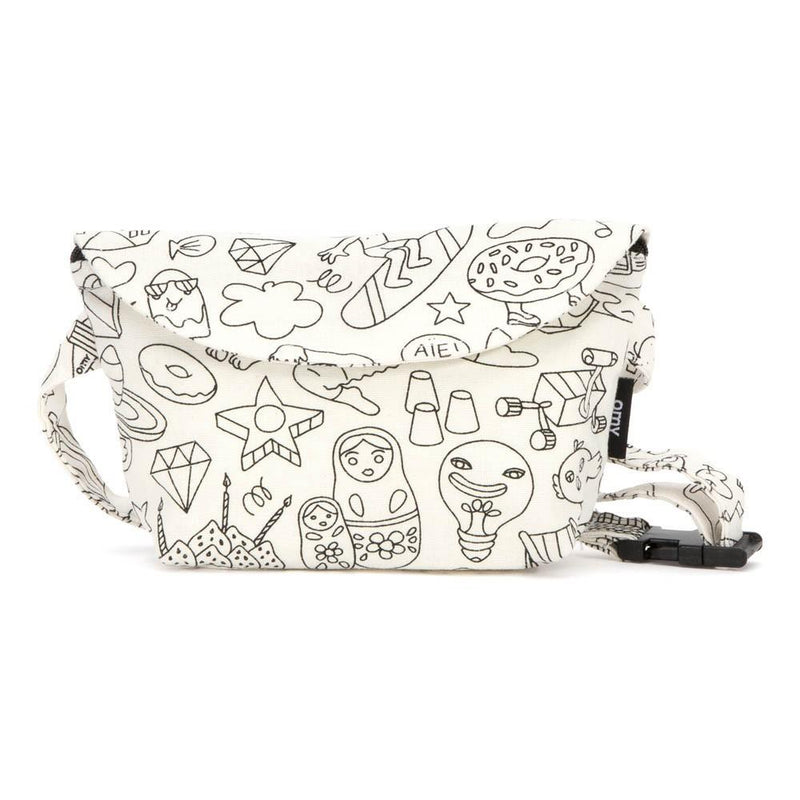 Omy Coloring Fanny Pack