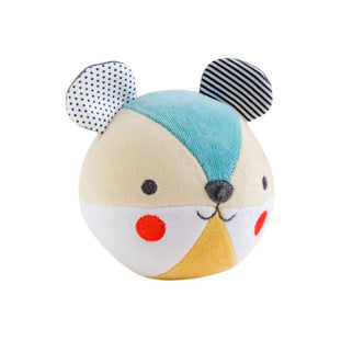 Petit Collage Cotton Bear Chime Ball