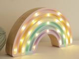 Little Lights Pastel Rainbow Lamp