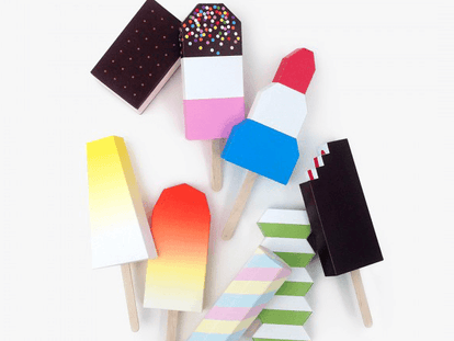 Moon Picnic D.I.Y. Popsicle Kit