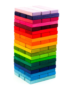 Rainbow Building Tower