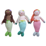 Bla Bla Mermaid Rattle