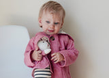 Hazel Village Elf Jacket Bundle in Clover Pink