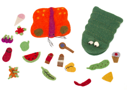 Papoose Hungry Caterpillar Story Puppet Boxed Set