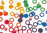 Grapat Set of 72 Rings in 12 Colors