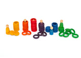 Grapat Nins Carla Wooden Figures Game