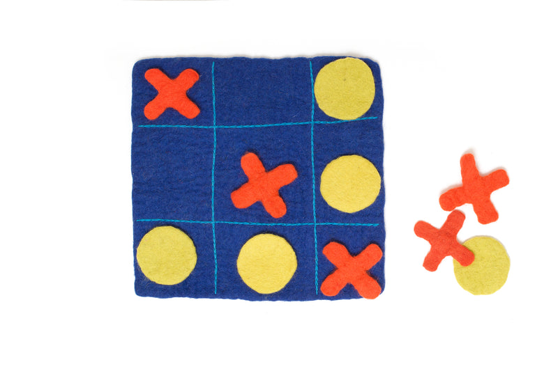 Papoose Tic-Tac-Toe Game