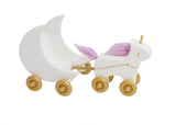 Teeny Weeny Toys Unicorn and Carriage (Sample)