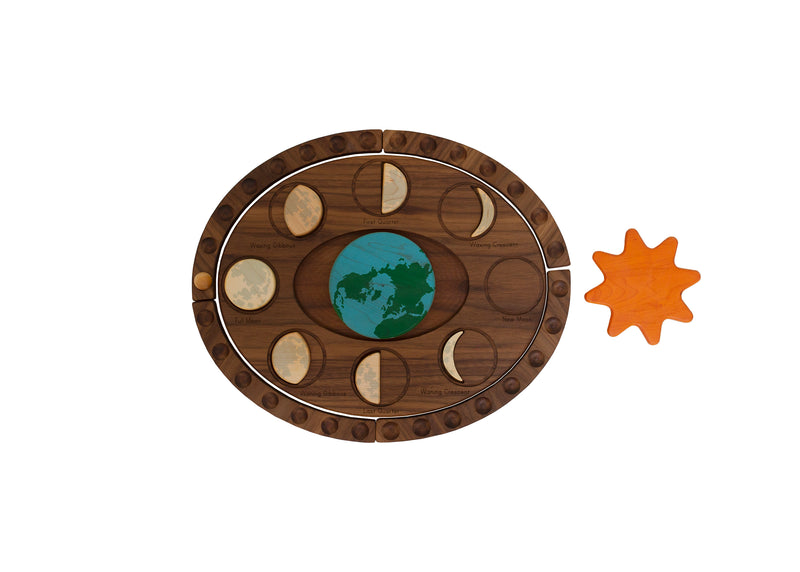 Mirus Toys Moon Phase Puzzle Calendar