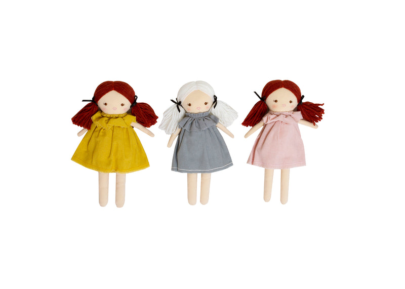 Mini Matilda Dolls