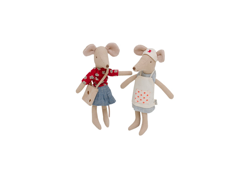 Maileg Parent Mice - Set 3