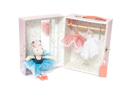 Moulin Roty Prima Ballerina Mouse Valise
