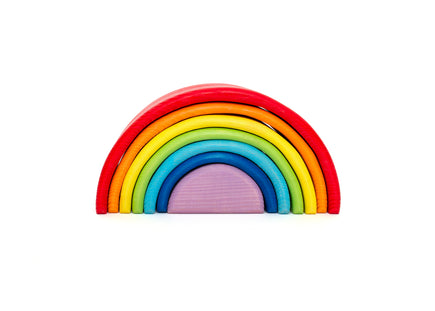 Teeny Weeny Toys Large Rainbow Stacker