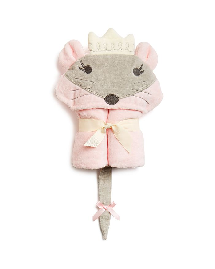 Princess Mouse Hooded Bath Wrap